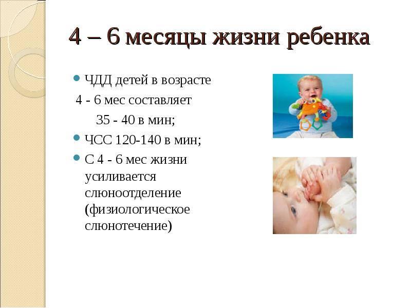 Развитие ребенка в 4 месяца - что должен уметь малыш, физические навыки и поведение, особенности ухода