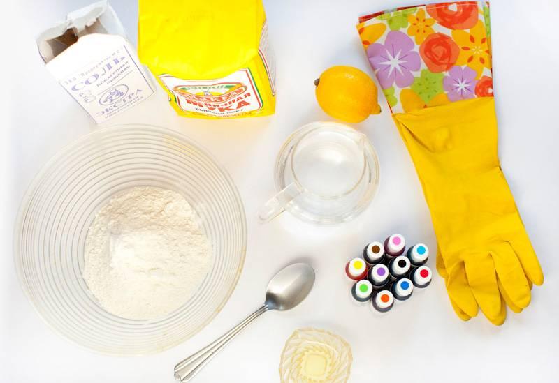 Слайм из соли и воды своими руками: ингредиенты и рецепты