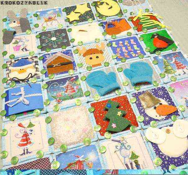Как сделать развивающий коврик для ребенка своими руками