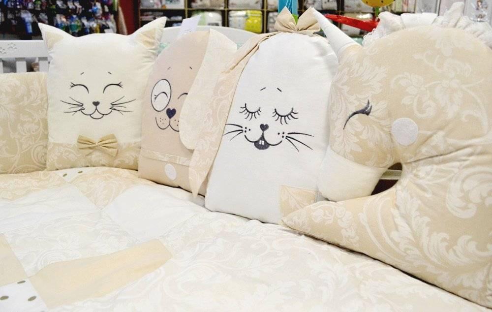 Нужны ли бортики в кроватку для новорожденного: преимущества и недостатки, зачем защищать пространство для малыша?