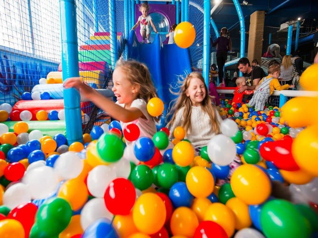 Развлечения для детей в обнинске