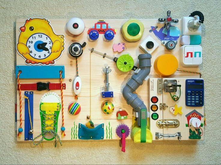 Игрушки для детей своими руками простые и оригинальные из подручных материалов