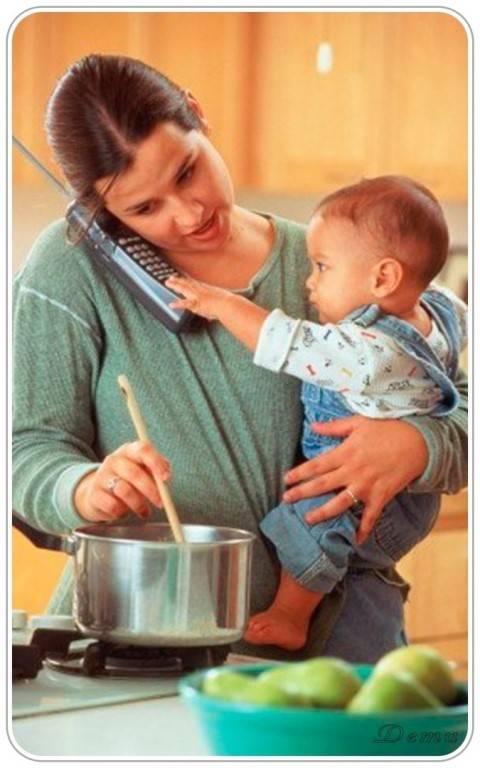 Как молодой маме все успеть. как справиться с уборкой и работой по дому молодой маме с ребенком