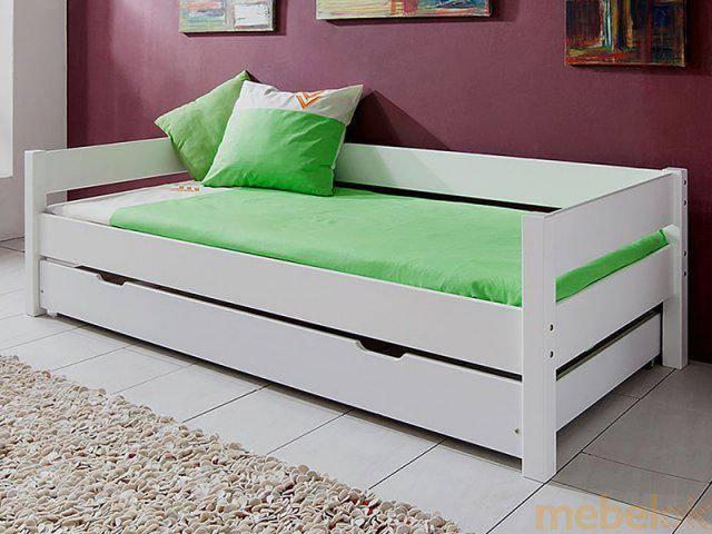 Купить детскую кровать из массива в москве не дорого - заказать кровать из массива дерева в интернет магазине мебели с доставкой