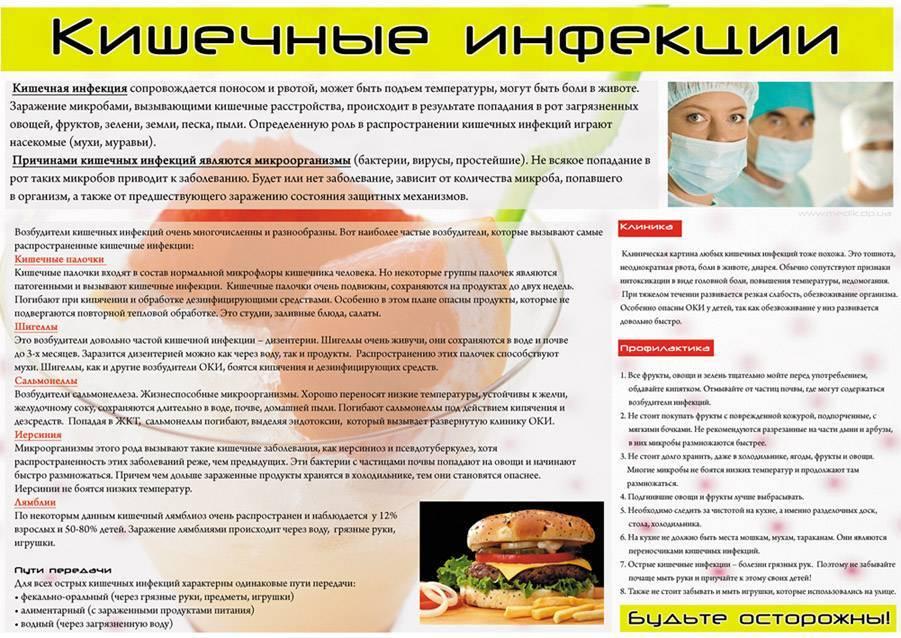 Диета при гастроэнтерите: правила питания, лечение и примерное меню