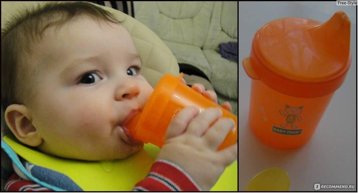 Как приучить ребенка к бутылочке