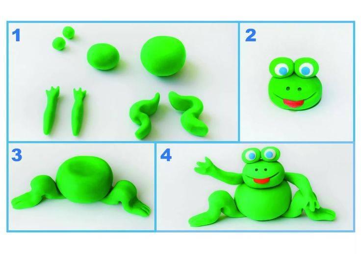 Фигурки из пластилина для детей: 12 пошаговых мастер-классов