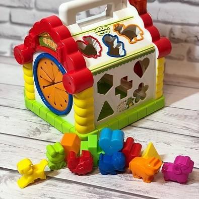 Сортеры для детей купить развивающие игрушки в детском интернет магазине