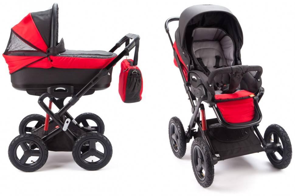 20 лучших колясок для новорожденных