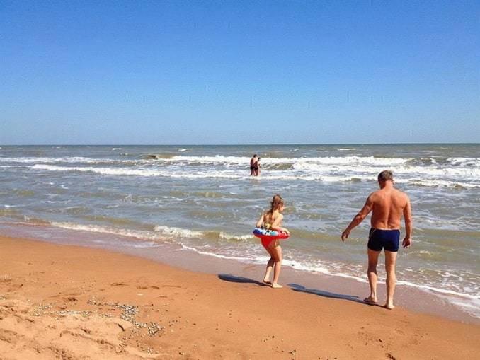 Где отдыхать на азовском море