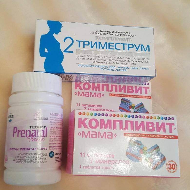 Витамины для беременных рейтинг лучших на 1, 2 и 3 триместре:
