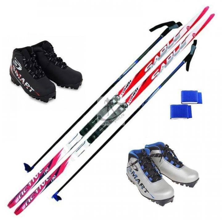 Горные лыжи для детей: нюансы выбора