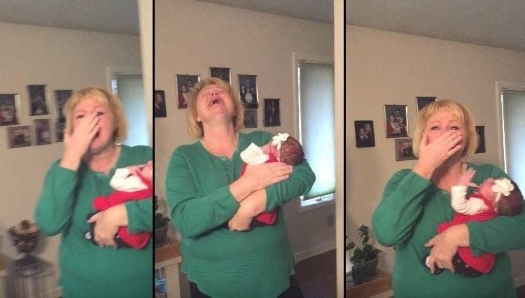 Младенец и бабушки: конфликты поколений