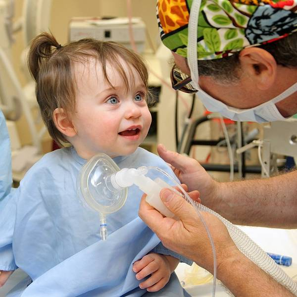 Вопросы и ответы о лечении зубов ребенку под наркозом