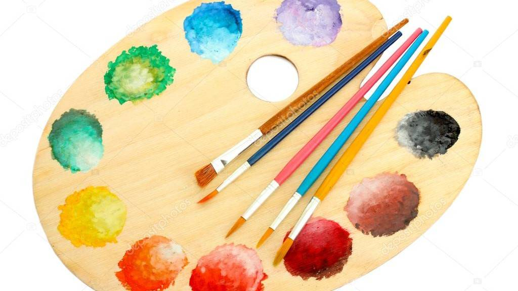 """Акварель """"белые ночи"""" 36 цветов (невская палитра): что в наборе, цвета, список, примеры работ"""