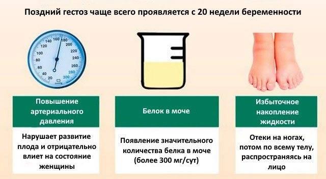 Гестоз (поздний токсикоз)