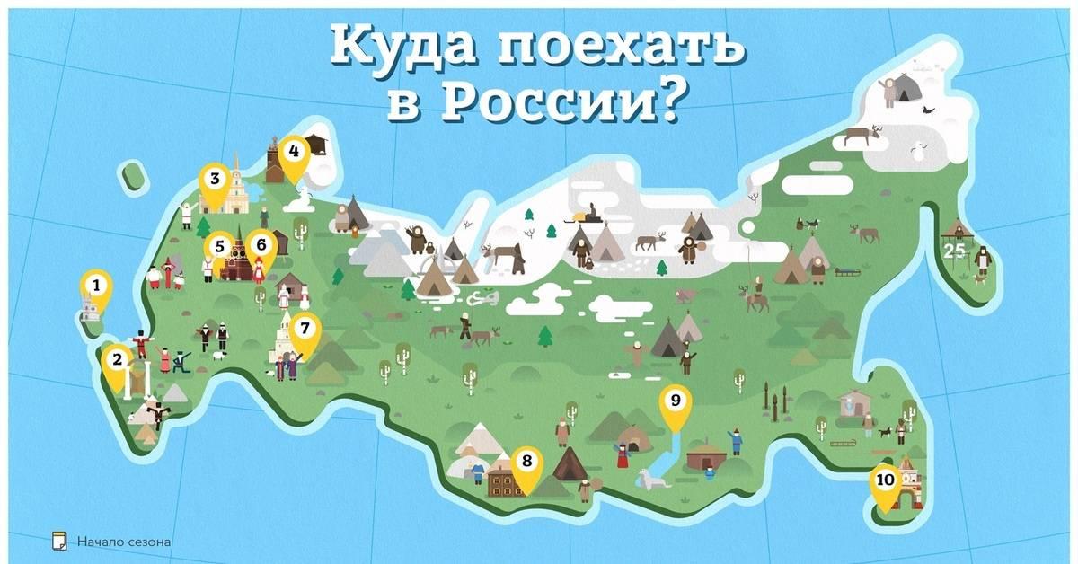 40 красивых мест ленинградской области: лучшая подборка