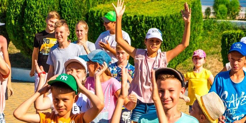 Летние детские лагеря на море для детей 12 лет