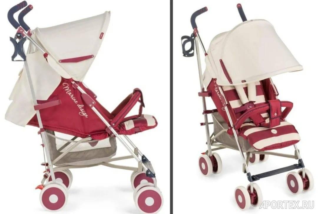 Лучшие коляски трости, топ рейтинг детских прогулочных колясок