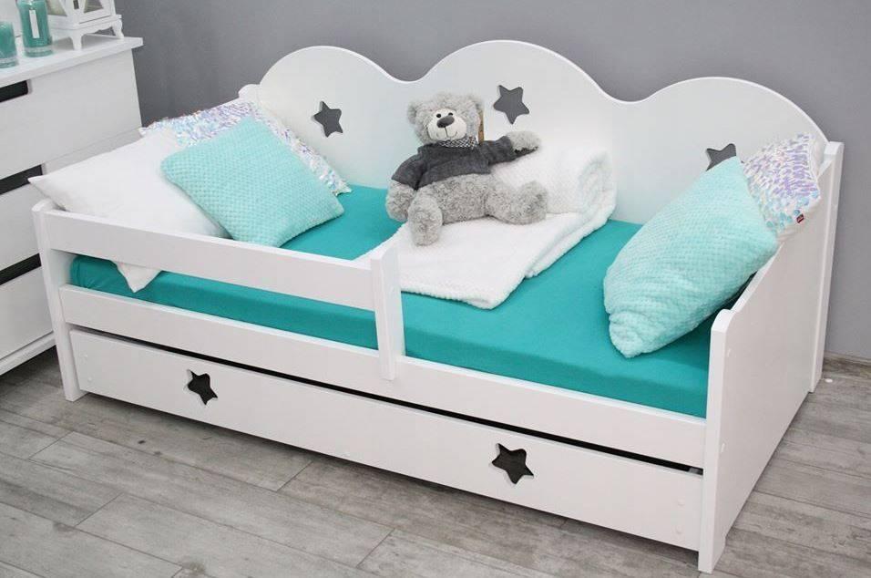 Детская кровать (105 фото): кроватки для детей askona, мебель и колыбель для малышей