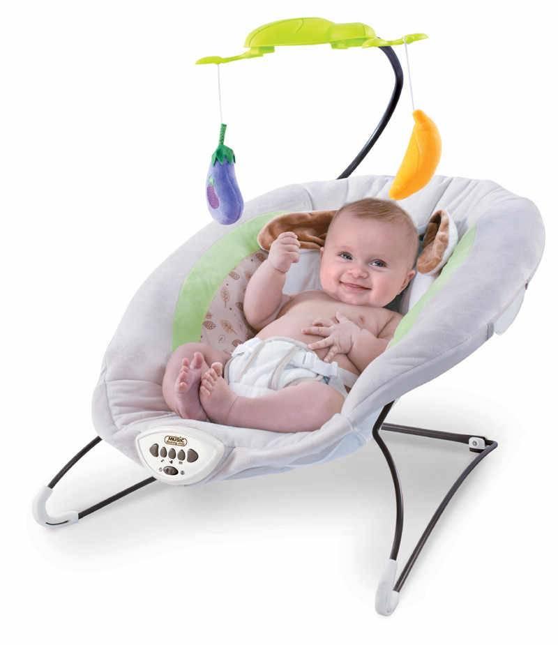 Что нужно знать при выборе качели или шезлонга для малыша?