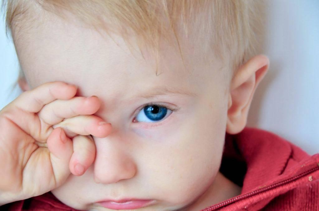 Аллергический конъюнктивит у детей