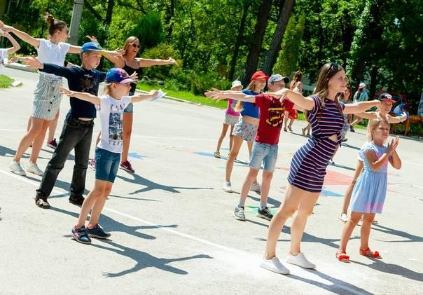 Летние лагеря для детей в россии
