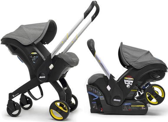 Автокресло с колесами: детская конструкция на колесиках, варианты для детей