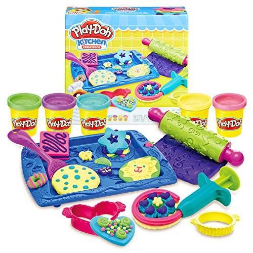 Что слепить из play-doh? - цветы жизни