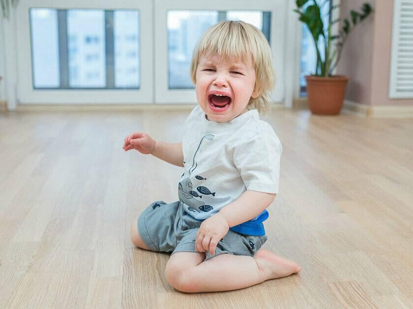 Ребенок 4 года не слушается и часто закатывает истерики — что делать