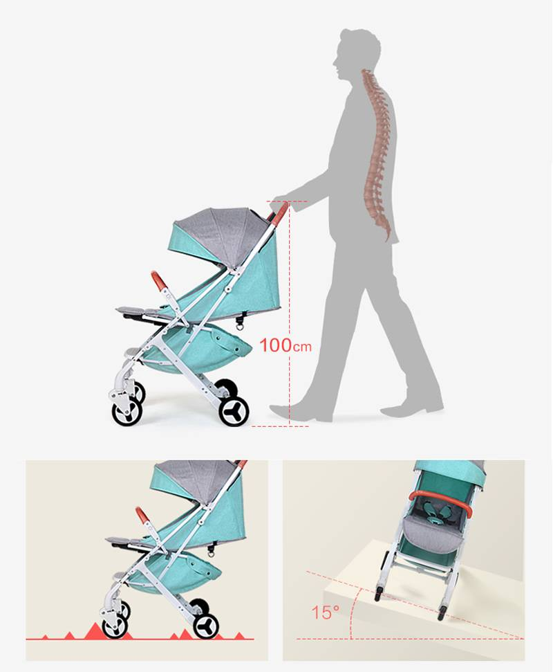 Легкие прогулочные коляски: обзор моделей и особенности выбора
