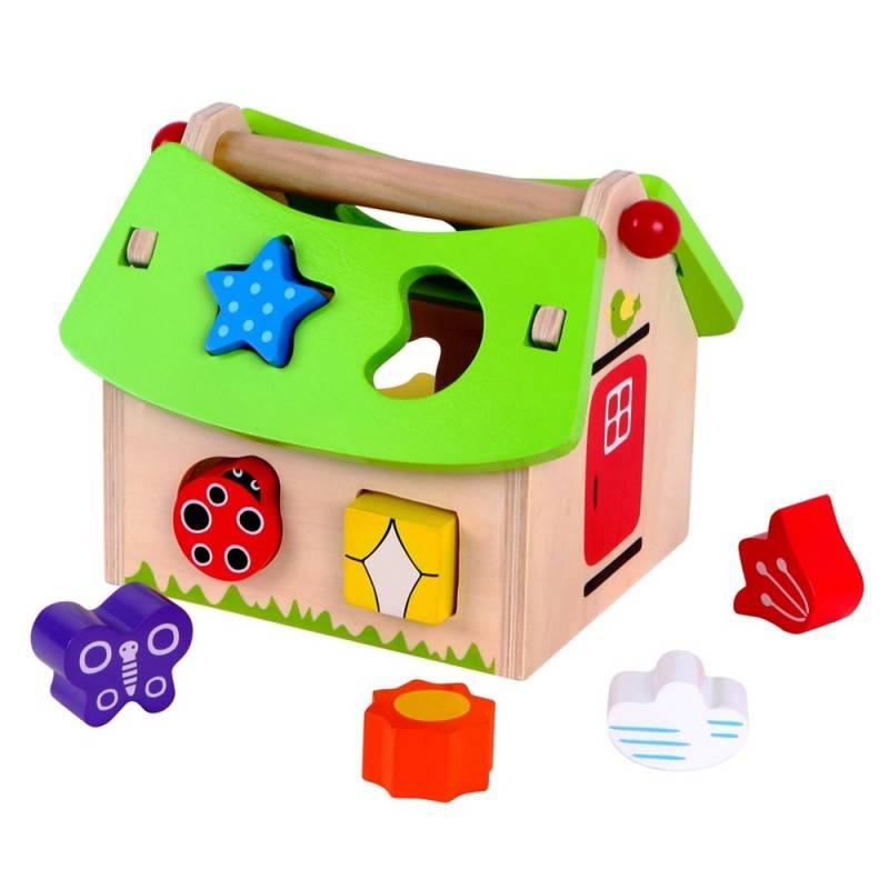 Сортеры для детей купить в интернет-магазине детских игрушек кидсбург