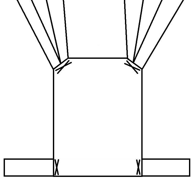 Слинг шарф своими руками: описание пошива, выкройка и видео-уроки