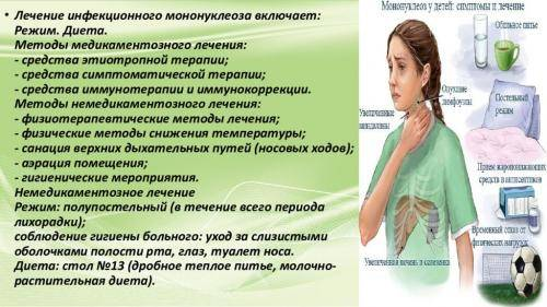 Правильное питание при мононуклеозе. полезные и опасные продукты при мононуклеозе