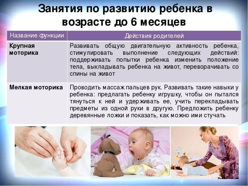 Развитие годовалого малыша: что должен уметь ребенок в 1 год