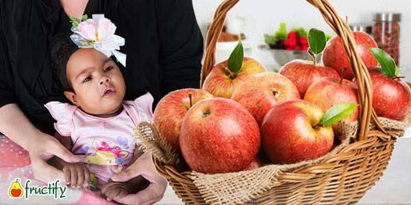 Можно зеленые яблоки при грудном вскармливании новорождённого