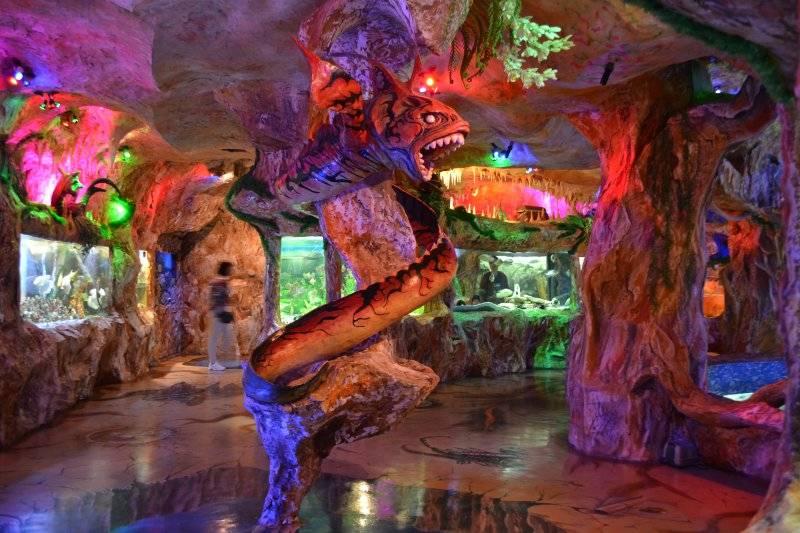 Парк динозавров «затерянный мир», евпатория. официальный сайт динопарка в евпатории, цены 2021, как добраться, фото, видео —туристер.ру.
