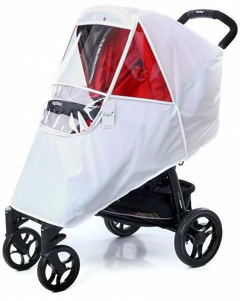Как сделать дождевик на коляску своими руками? - мать и дитя