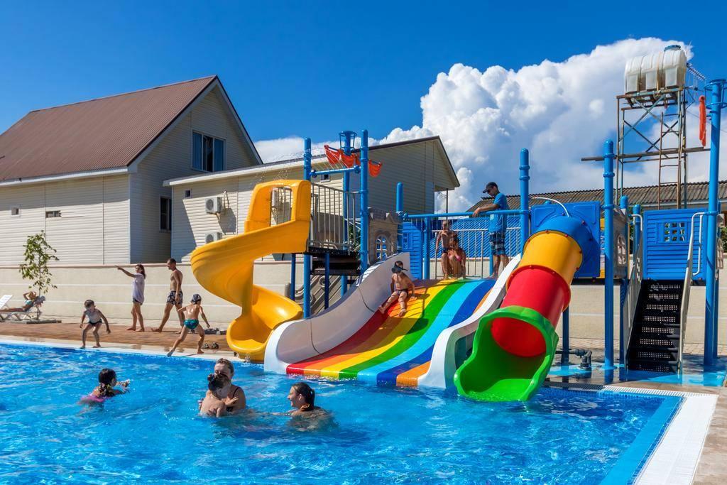 Архипо-осиповка - отдых с детьми: детские отели и пансионаты - 2021, отзывы