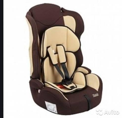 Установка детского кресла zlatek в автомобиль