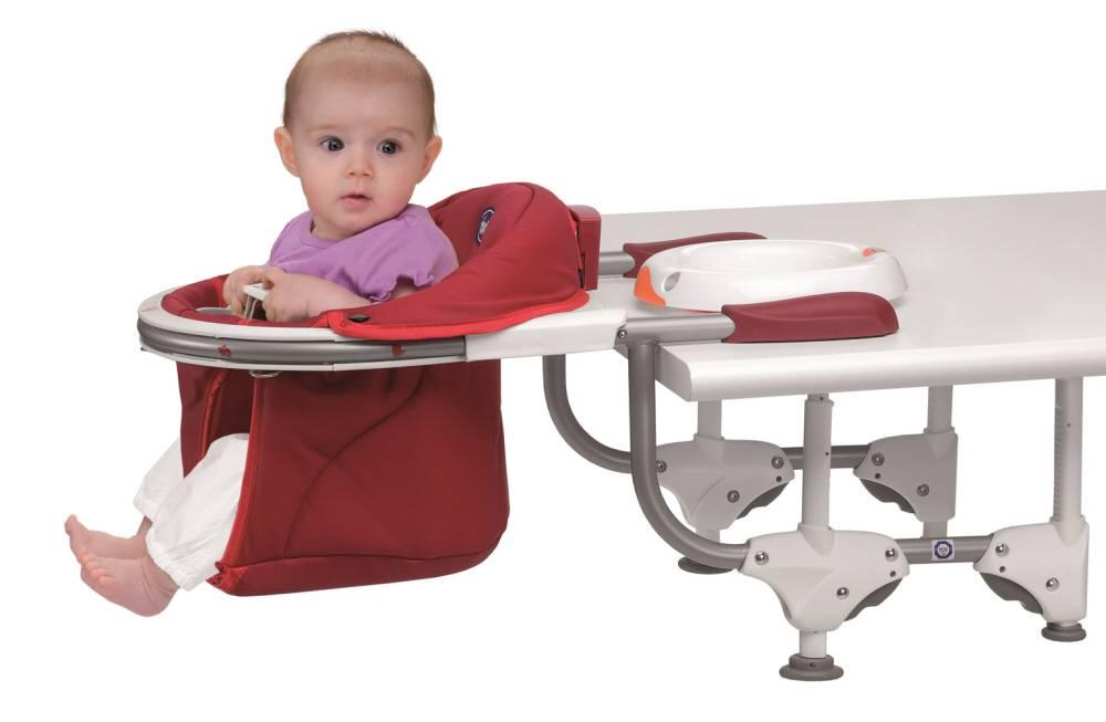 Подвесной стул для кормления: навесной детский стульчик, отзывы