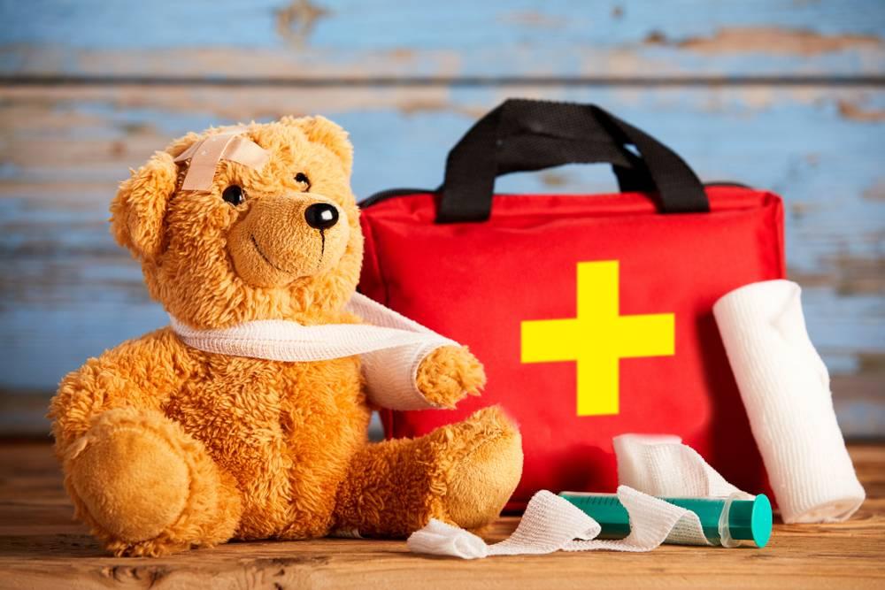 Путешествуем с малышом: собираем аптечку