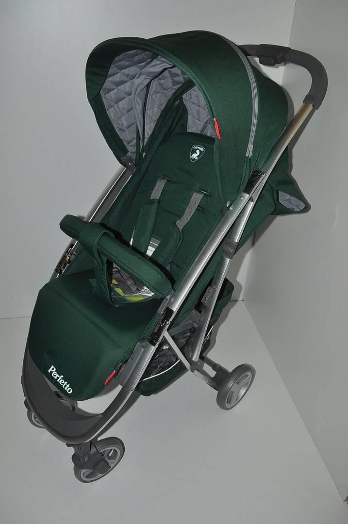 Коляска прогулочная carrello vista crl-8505 отзывы