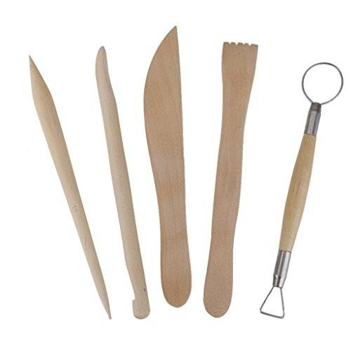 Обзор инструментов для лепки