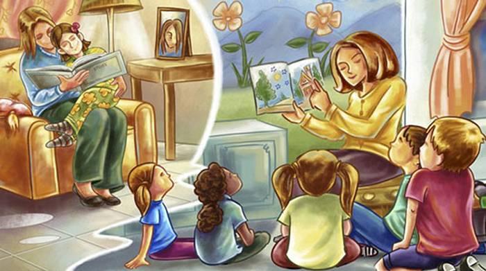 Сказкотерапия для детей дома: с чего начать?