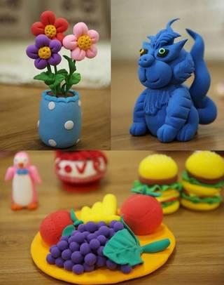 Что слепить из Play-Doh?