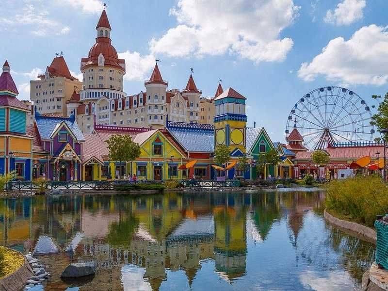 30 лучших развлечений в москве для детей