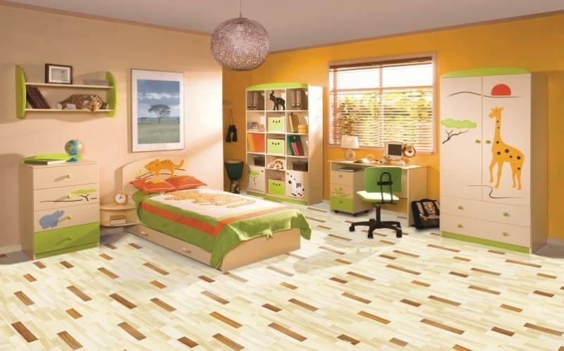 Ламинат для детской комнаты: как выбрать, рекомендации специалистов
