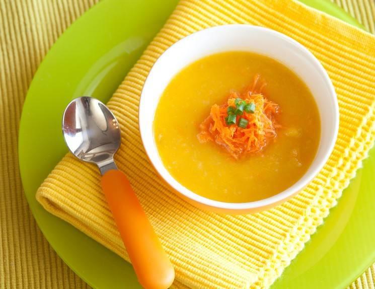 Овощной суп для ребенка 1 год - рецепты супов