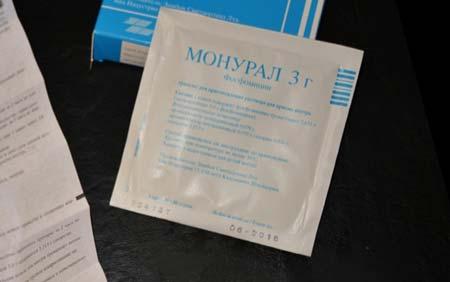 «Монурал» при беременности: инструкция по применению